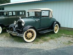 1929 Sports Coupe