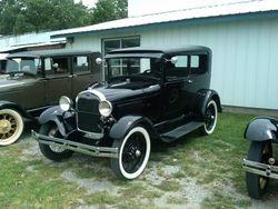 1929 Tudor
