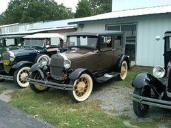 1930 Fordor