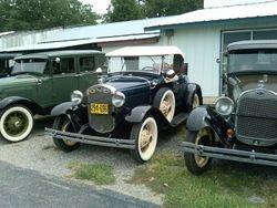 1930 Deluxe Roadster