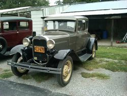 1930 Standard Coupe