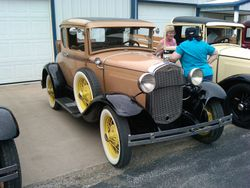 1931 Deluxe Coupe