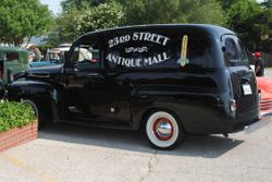 2013 Antique Mall Outing
