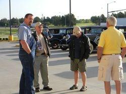 Greg, Bill, and Mr. Huey