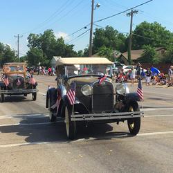 2016 July 4th Parade and Picnic