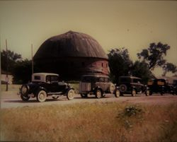 Arcadia Round Barn On Route 66