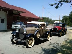 Late 1931 Coupe's