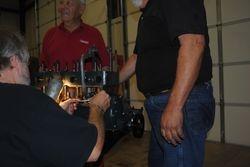 Kent Depe Motor Rebuild