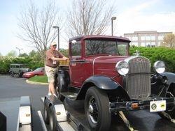 Bill Jenkins Unloading