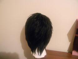 Duby Short Wig backview