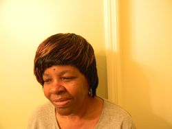FrontView Duby Short Wig