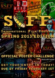 SIFF Poster Challenge Spring 2013 NOW OPEN!