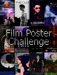 Film Poster Challenge Spring 2013 NOW OPEN!