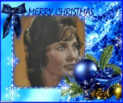 Loretta @ Christmas