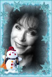 Loretta & Snowman