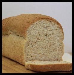 60% Whole Wheat Bread