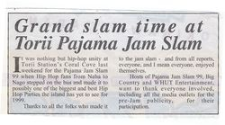 Countrified's pajama jam