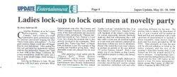 Countrified's ladies lock up