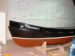 The Bugsier 3 Tug