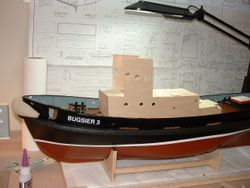Bugsier 3 Tug