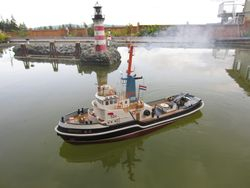"""""""Sea Trials"""" the finished Banckert"""