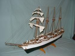 J.S. Elcano (my first model).