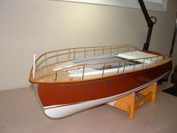 The Jules Verne (Renamed Lindy-Marie)