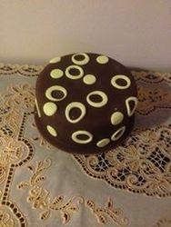 Chocolate Mint swirl cake
