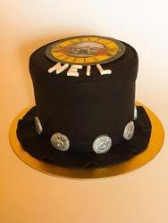 GNR -Slash Hat cake