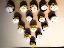 Religious Themed Cupcakes
