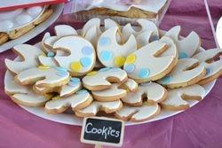 Art palatte cookies