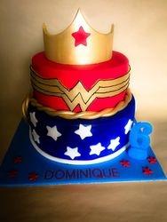 Wonder woman Themed