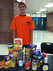 Food Donations for Local Food Pantries