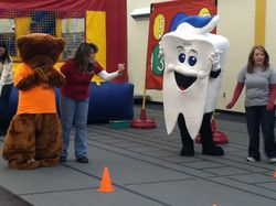 Mascot Competition Finals