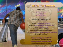 Class of '84 vs '85 Bowling Challenge