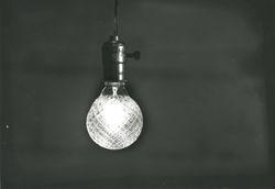 Patterned Bulb