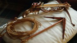 Helen's Crossbow Grapling Hook