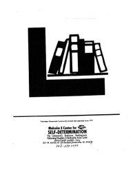 MX Center Bookstore Catalogue