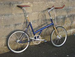 Urban fixed-wheel lightweight