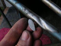 Repair piece