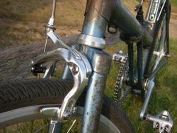 One good brake