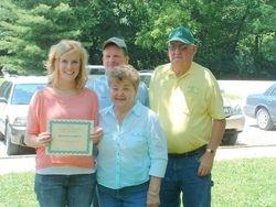 Hailee Gehrls - DVC Scholarship Winner