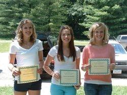 2012 - DVC Scholarship Winners