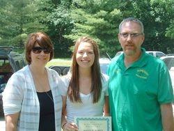 Kalyn McMahon- DVC Scholarship Winner