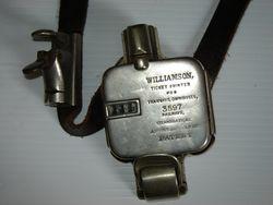 Williamson Ticket Punch no 3597