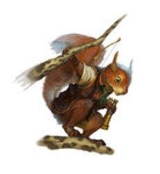 Random Squirrel
