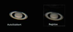 Saturn (stacking s/w comparison)