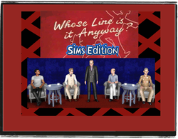 Whose Line-Sims Edition