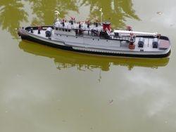 gord's fire boat