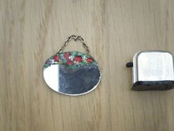 Tiny Hanging Mirror